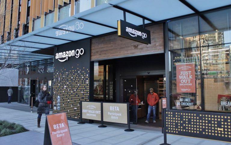 El negro futuro del trabajo: así es la primera tienda autónoma que no necesita empleados