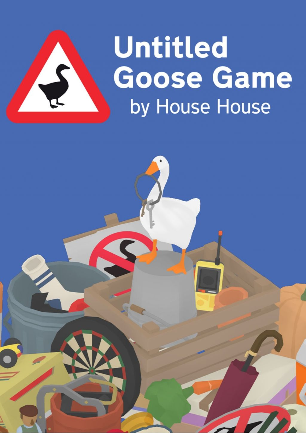 Untitled Goose Game ya está disponible en edición física para PS4 y Switch