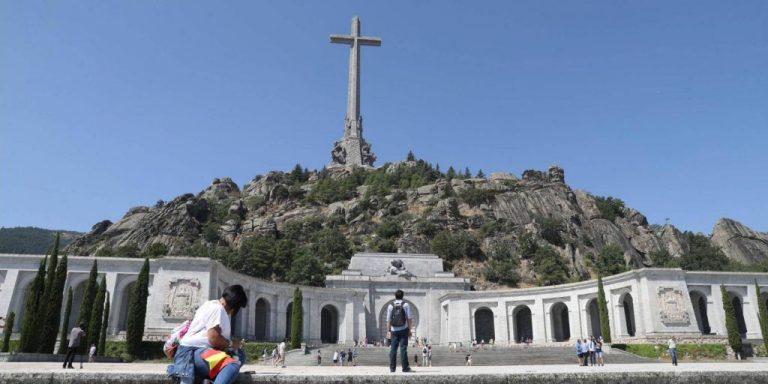 El Gobierno convertirá el Valle de los Caídos en cementerio civil