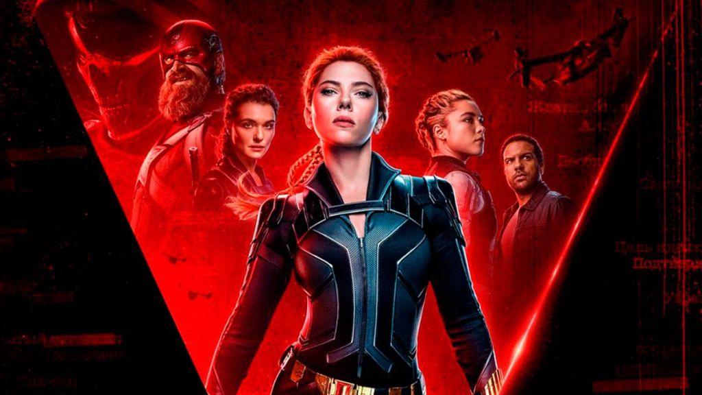 The Black Widow, próximamente en cines.