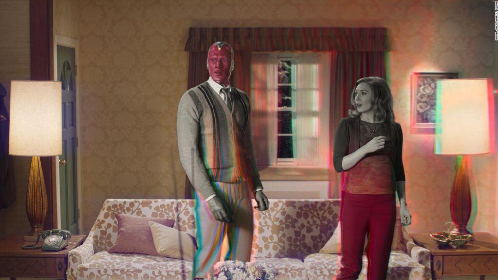 Este es el tráiler de «WandaVision» con el matrimonio de Scarlet Witch y Vision que pone a los fans en tensión
