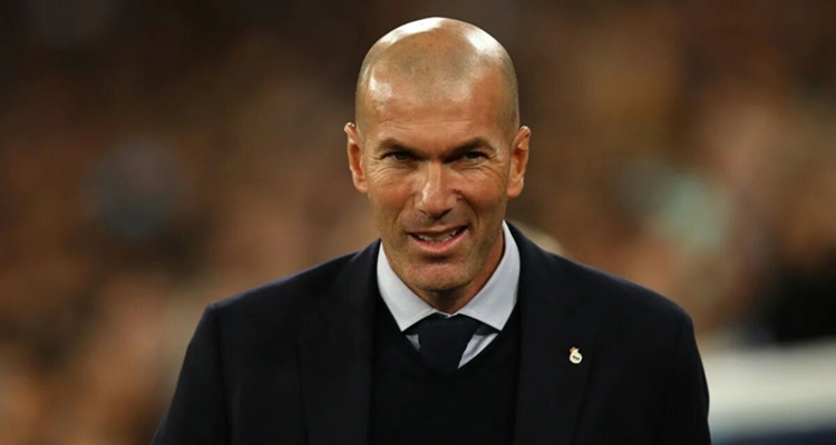 Zidane, rescate Real Madrid