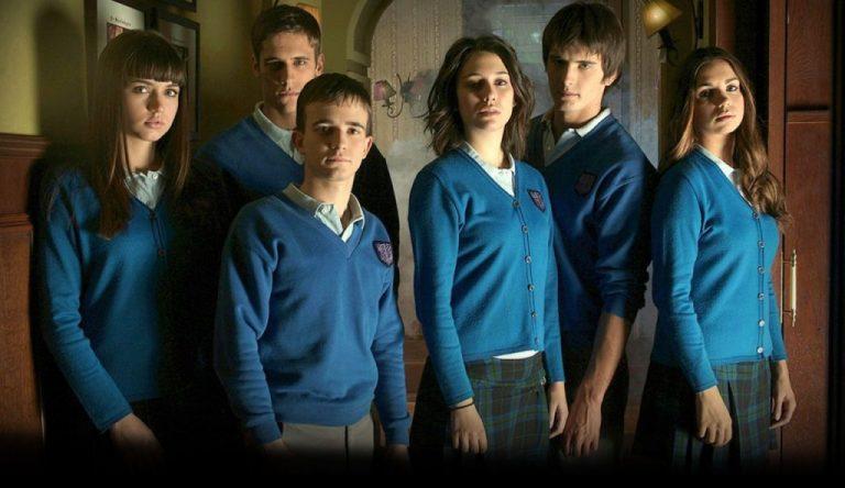 Así son los nuevos 'alumnos' de 'El Internado'