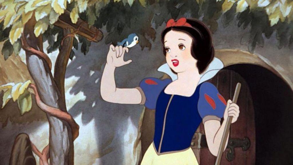 blanca nieves y la princesa disney