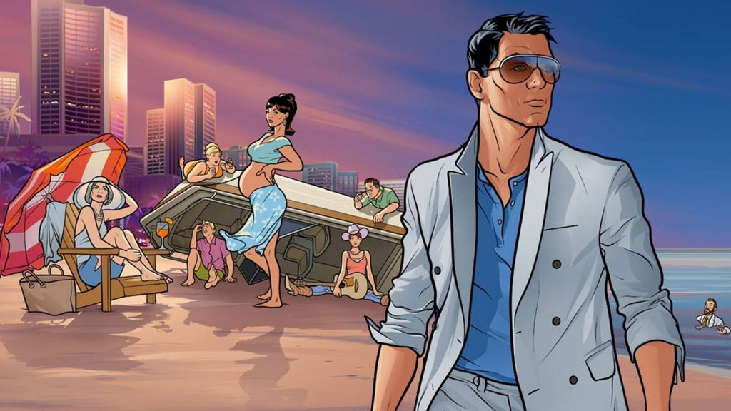 Archer: así es la parodia de James Bond que está de moda