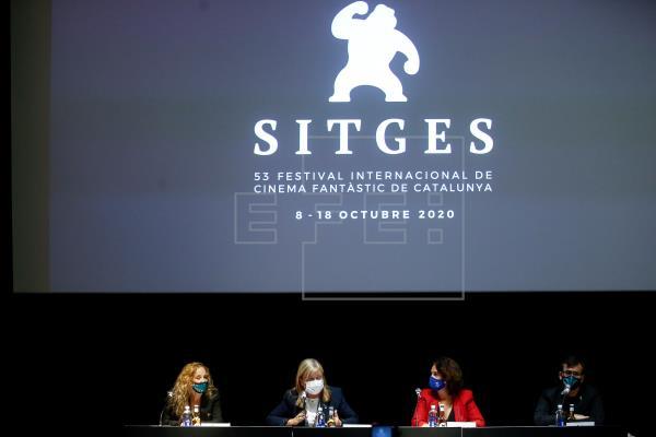 El Festival de Sitges reduce el aforo al 50% y cancela las sesiones a partir de las 23h