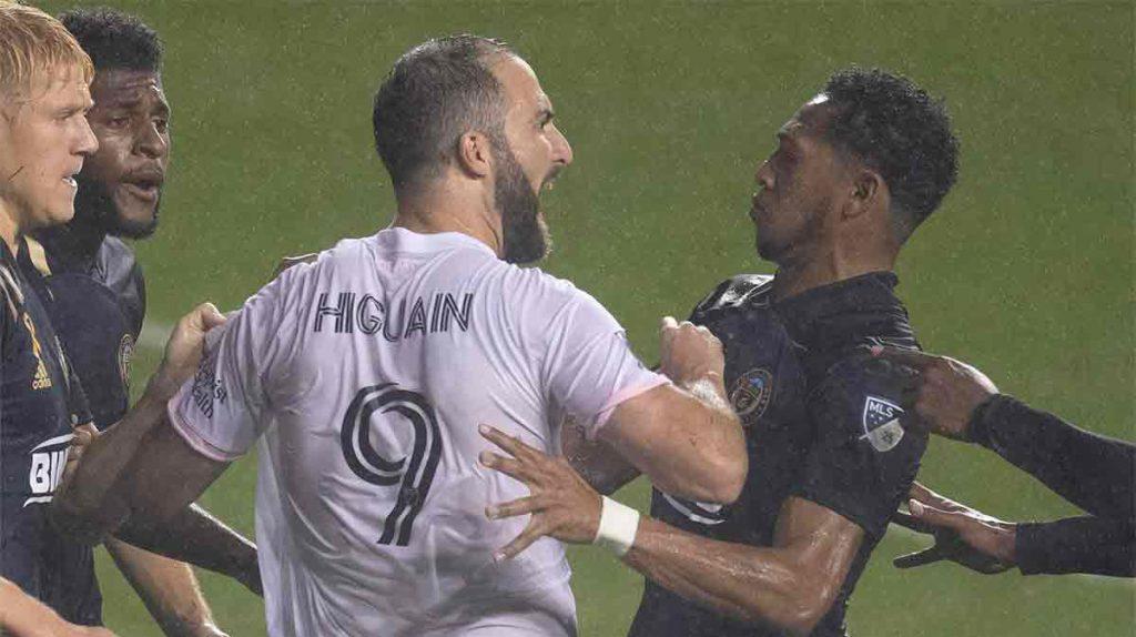 Higuaín en la MLS