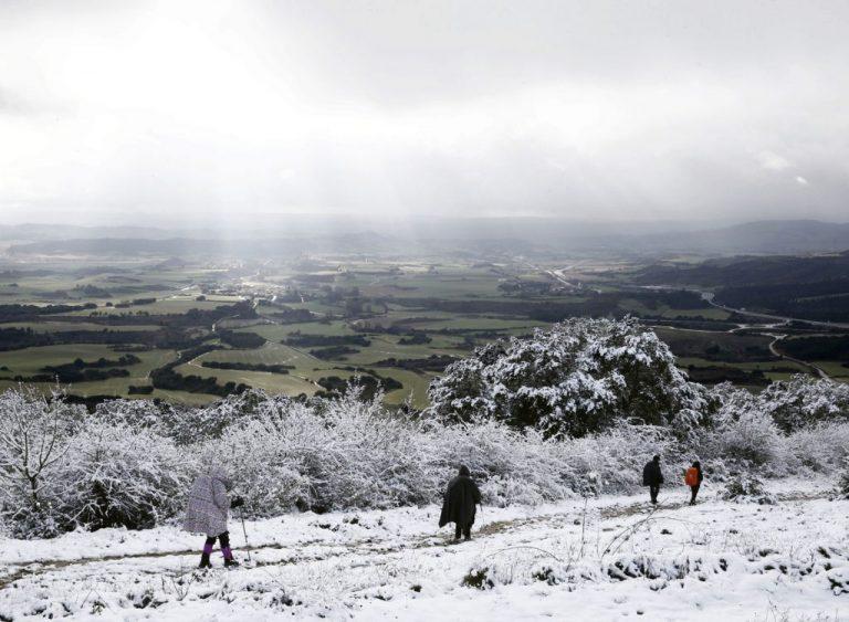 No aptos para frioleros: Estos son los pueblos de España más fríos