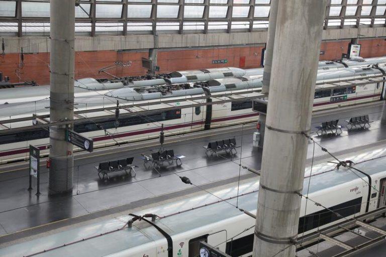 Renfe ofrecerá anular sin coste los billetes a Madrid por el nuevo confinamiento