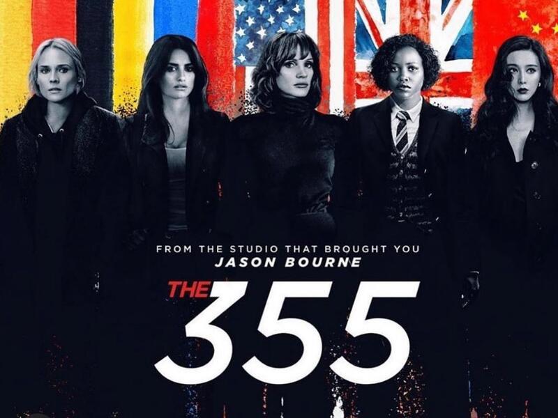 Penélope Cruz vuelve a las pantallas con «El 355»