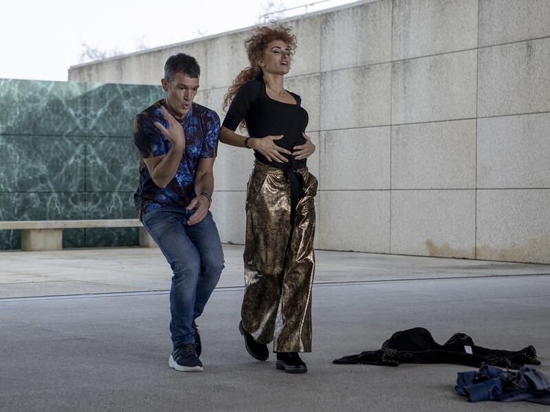 Penélope Cruz y Antonio Banderas, juntos de nuevo en «Competencia Oficial»