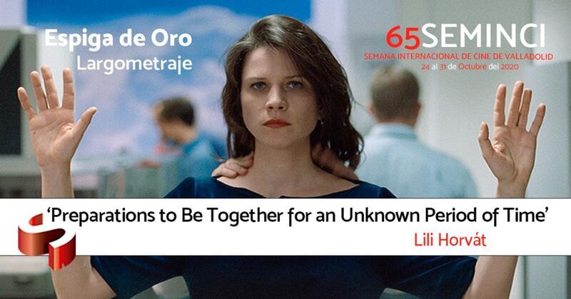 'Preparativos para estar juntos', gran ganador de la 65 edición de la Seminci