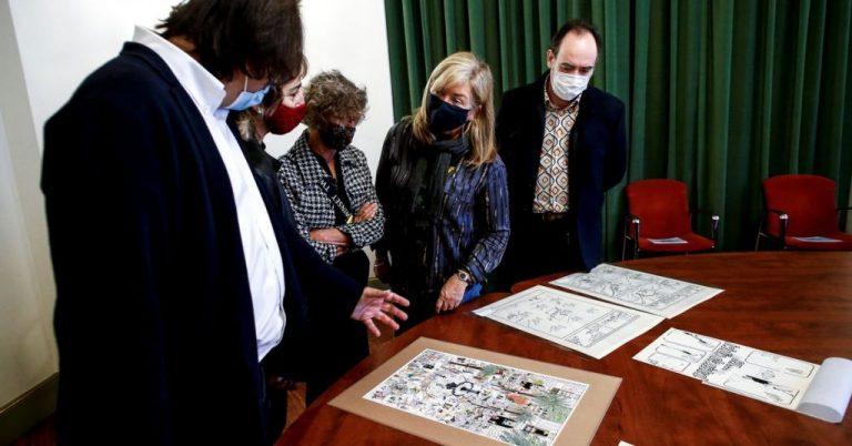 La Generalitat de Cataluña dobla la inversión en compra de arte