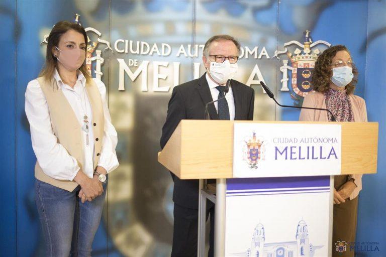 """Melilla pide por escrito al Gobierno el estado de alarma porque """"la ciudad está a punto del colapso"""""""