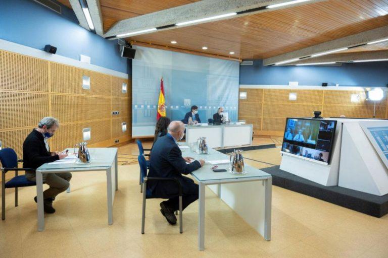 Murcia, partidaria de que sea el Gobierno central quien decida si se aplica el toque de queda