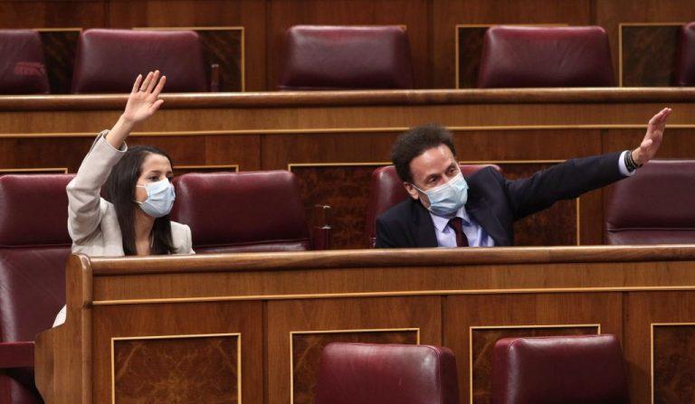 Cs pide que el Congreso no tramite la reforma del CGPJ de PSOE y Podemos
