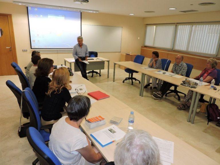 Universidad para mayores de 40 años de CEU Andalucía inicia el nuevo curso de forma presencial