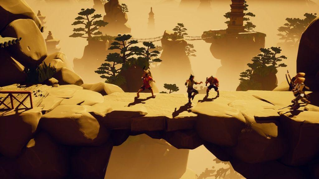 9 Monkeys of Shaolin – Un Beat 'em up con el espíritu de Bruce Lee