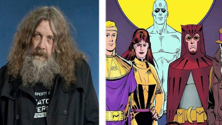 Por qué Alan Moore y otros autores de cómics reniegan de las películas de superhéroes como Marvel