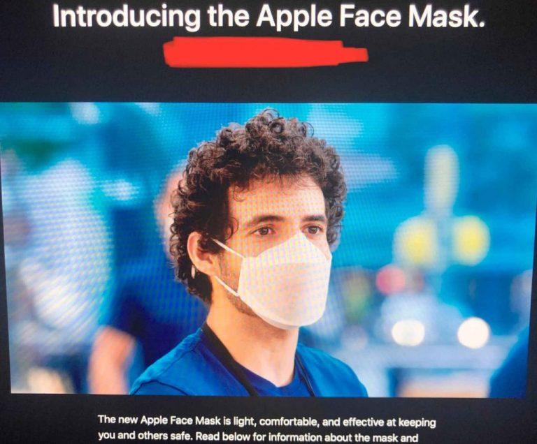 El sueño de muchos fans de Apple: estas son sus mascarillas
