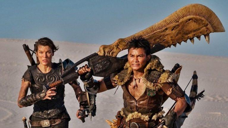 Así es el primer teaser de Monster Hunter, con Milla Jovovich como protagonista