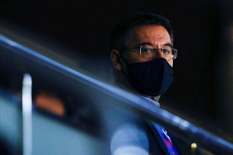 El brasileño que quiere fichar en enero Josep Maria Bartomeu