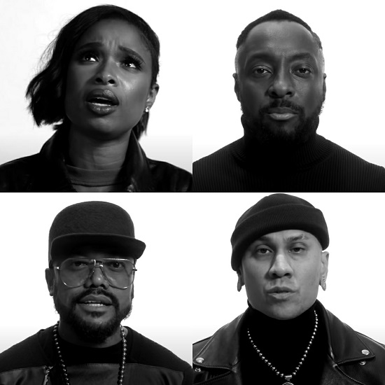 Black Eyed Peas & Jennifer Hudson The LOVE