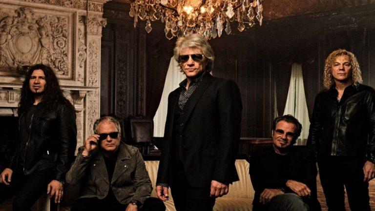 """""""Bon Jovi 2020"""", lo nuevo de la legendaria banda estadounidense"""