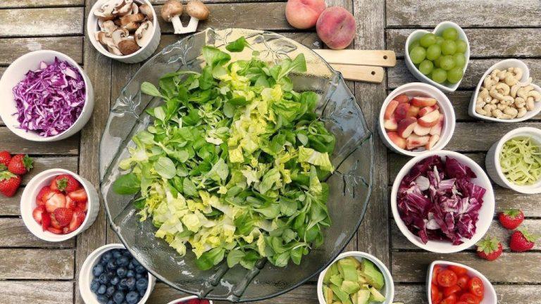 Cómo prevenir la Covid-19 con tu dieta