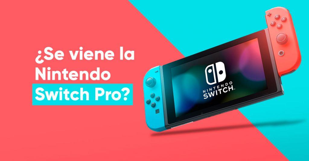 Funciones de Nintendo Switch Pro