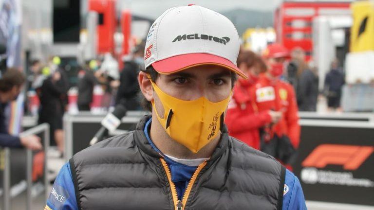 De 7° a 1°: la espectacular vuelta de Carlos Sainz en el GP de Portugal