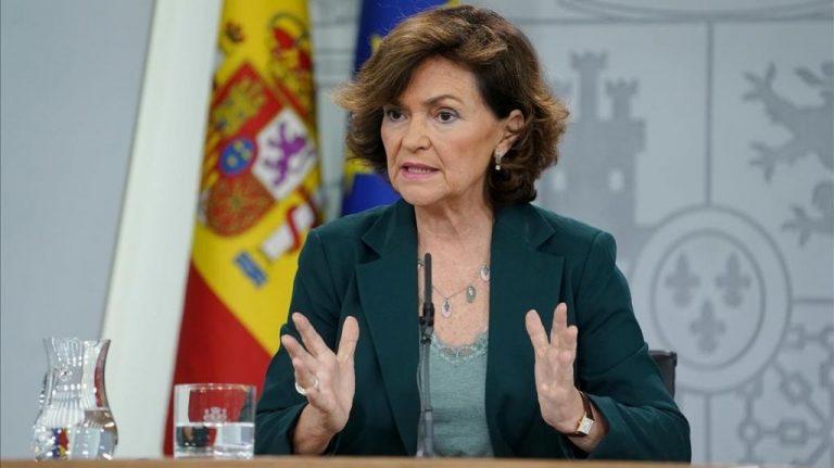 Coalición Canaria pide a Calvo reformas para agilizar la ejecución de fondos europeos