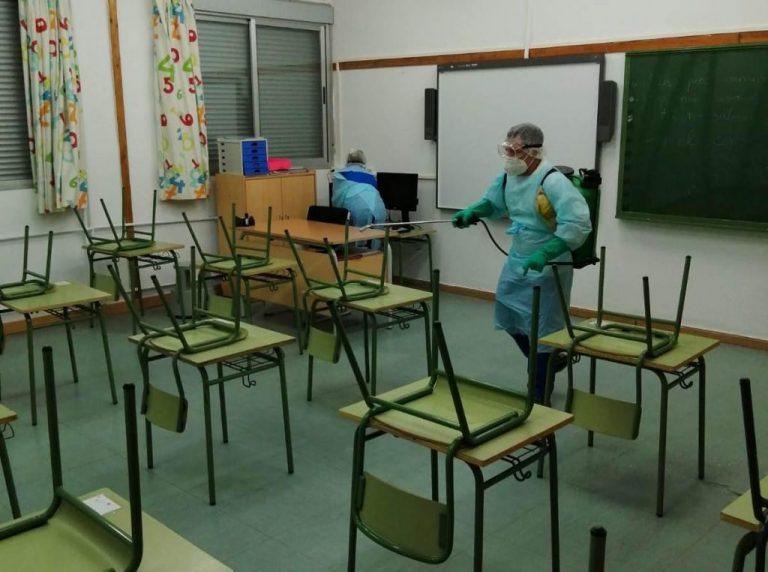 Madrid se felicita por que la guía de respuesta a la pandemia no contempla el cierre de colegios en Madrid