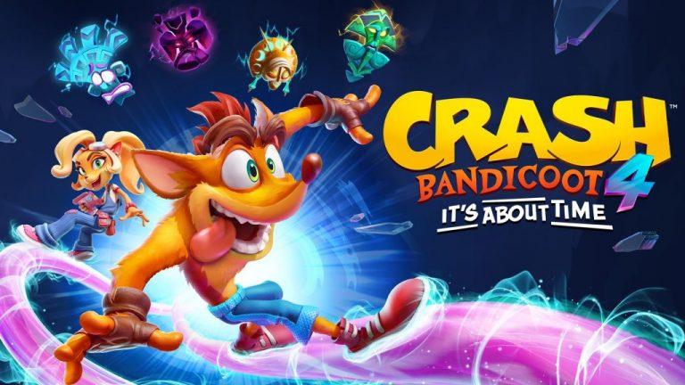 Crash Bandicoot 4 – Un retorno por todo lo alto