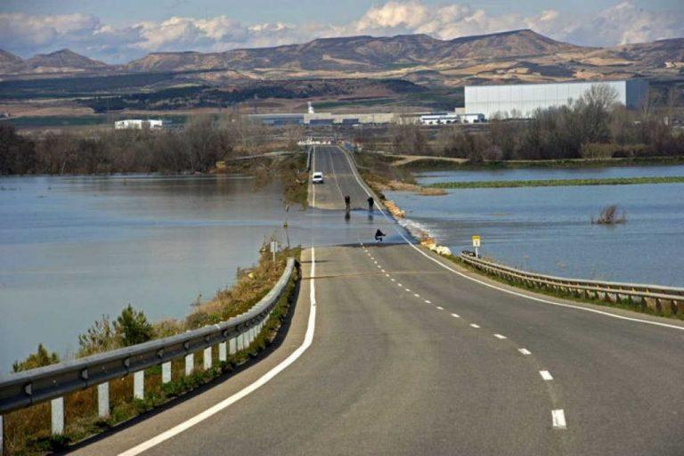 Presentado el estudio para reducir el riesgo en los municipios por las crecidas del tramo medio del río Ebro