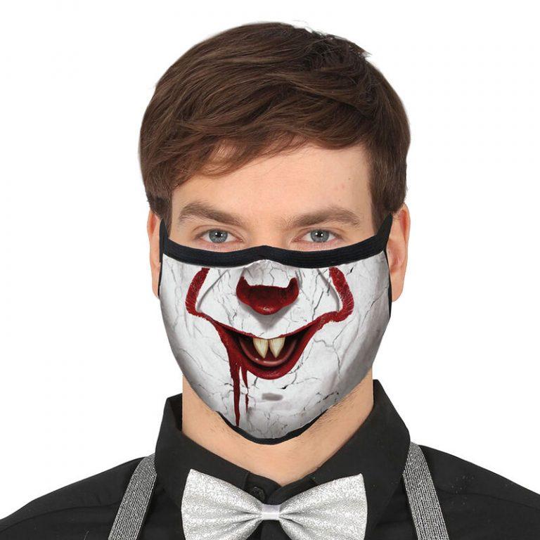 Dónde comprar mascarillas decoradas para Halloween (y que protejan)