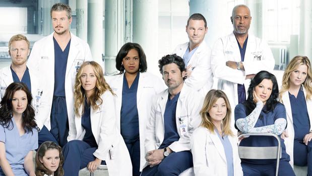 Primeras imágenes de la nueva temporada de Anatomía de Grey