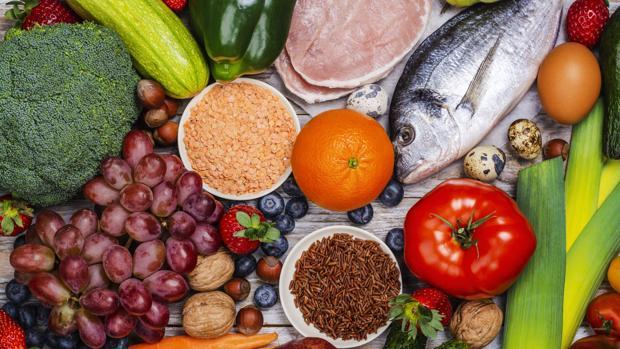 Dieta atlántica: cómo adelgazar varios kilos con alimentos de temporada