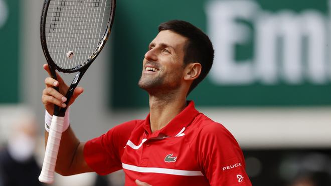 Djokovic desvela quién es su ídolo y cuál es su gran objetivo