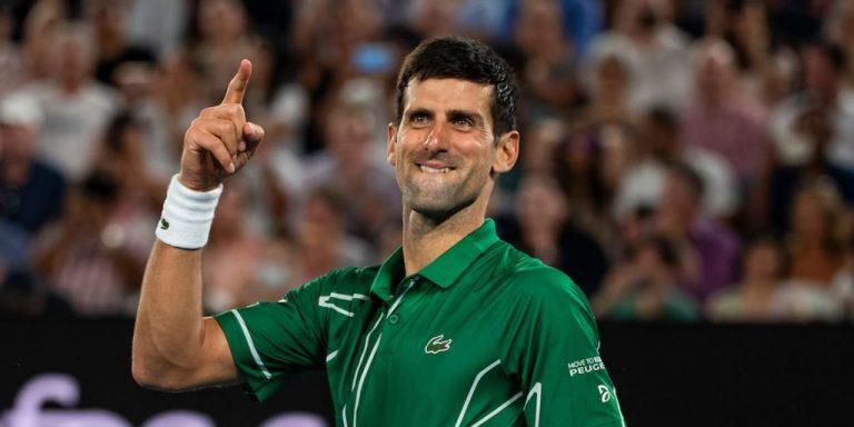 La amenaza de Djokovic a Federer y Nadal que cumplirá a toda costa