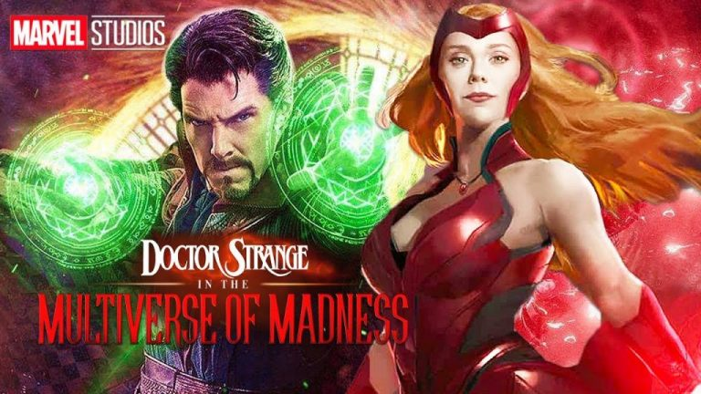 Todo lo que se conoce sobre Doctor Strange in the Multiverse of Madness, de Marvel