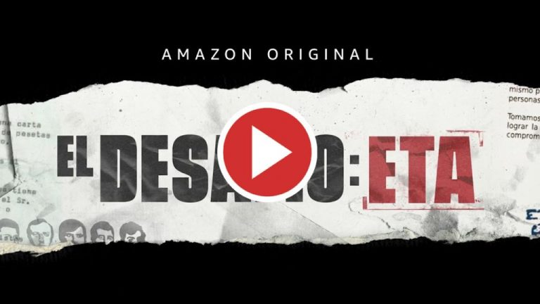 """El desafío: ETA"", Amazon Prime estrena nueva docuserie"
