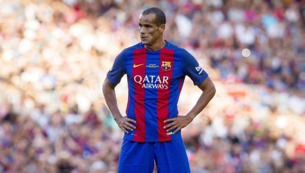 El exjugador del FC Barcelona Rivaldo
