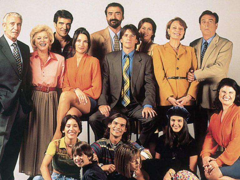 El súper: así era el Falcon Crest español de Telecinco