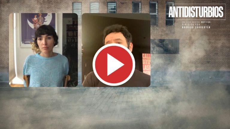 Antidisturbios: Sorogoyen y Peña presentan la nueva serie