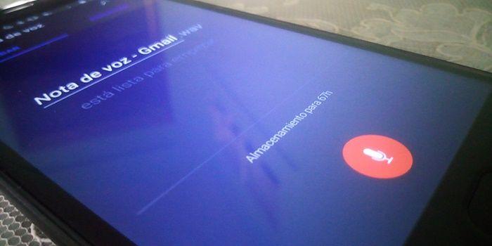 Así puedes enviar audios en Gmail como los de WhatsApp