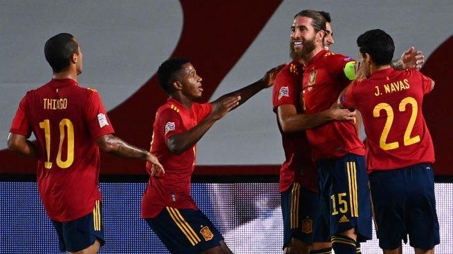 España vs Suiza: La Selección se impone por la mínima y sigue líder de grupo