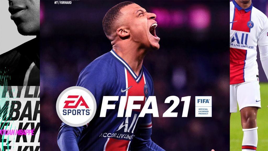 FIFA 21 / PS4 / Xbox One X