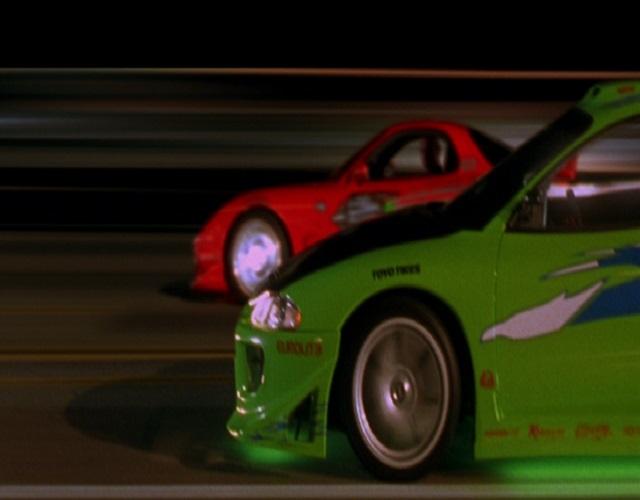 Fast and Furious primera carrera