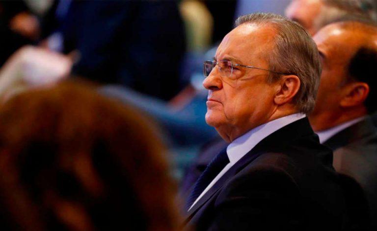 El gran sueño de Florentino Pérez no tiene la etiqueta de 'galáctico'